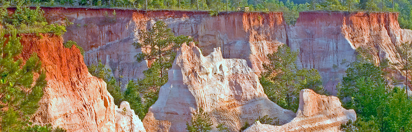 Providence Canyon State Outdoor Recreation Area