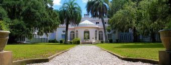Reynolds Mansion on Sapelo Island