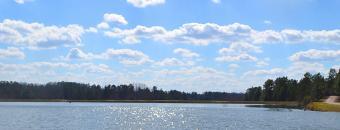 lake at McDuffie PFA